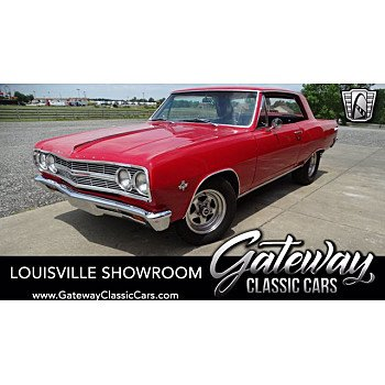 1965 Chevrolet Malibu for sale 101341312