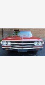 1965 Chevrolet Malibu for sale 101345291