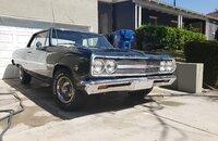 1965 Chevrolet Malibu Classic Sedan for sale 101354792