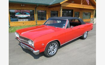 1965 Chevrolet Malibu for sale 101546435