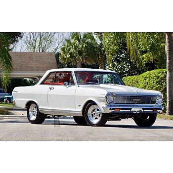 1965 Chevrolet Nova Coupe for sale 101460651