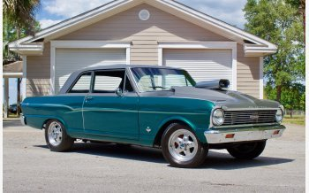 1965 Chevrolet Nova Sedan for sale 101082343