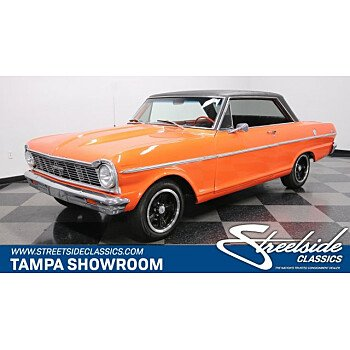 1965 Chevrolet Nova for sale 101333999