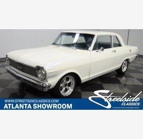 1965 Chevrolet Nova for sale 101364864