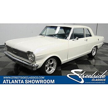 1965 Chevrolet Nova for sale 101364864