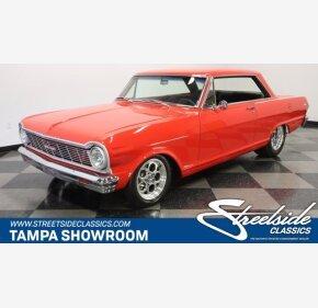 1965 Chevrolet Nova for sale 101402036