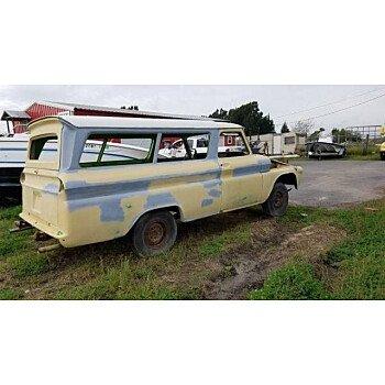 1965 Chevrolet Suburban for sale 101101365