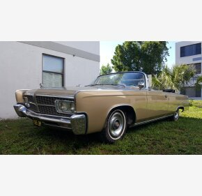 1965 Chrysler Imperial Crown for sale 101320340