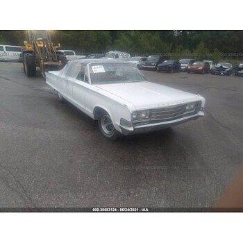 1965 Chrysler Newport for sale 101527697