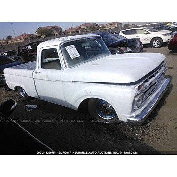 1965 Ford F100 for sale 101016129
