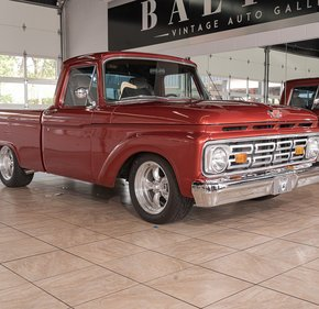 1965 Ford F100 2WD Regular Cab for sale 100995088