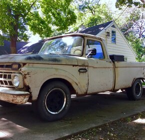 1965 Ford F100 2WD Regular Cab for sale 101218310