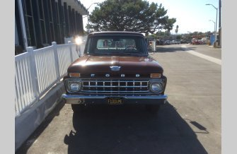 1965 Ford F100 2WD Regular Cab for sale 101230594
