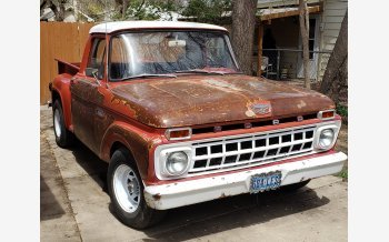 1965 Ford F100 2WD Regular Cab for sale 101319949