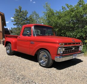 1965 Ford F100 2WD Regular Cab for sale 101352662