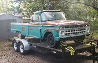 1965 Ford F100 2WD Regular Cab for sale 101399183
