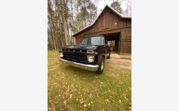 1965 Ford F100 2WD Regular Cab for sale 101482482