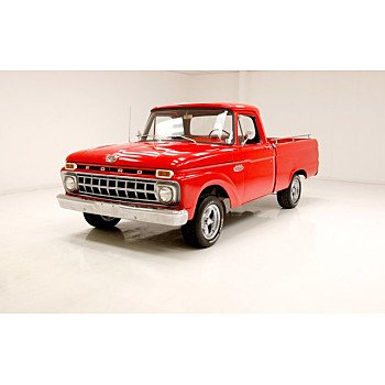 1965 Ford F100 for sale 101487036