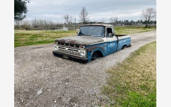 1965 Ford F100 2WD Regular Cab for sale 101546566