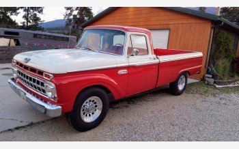 1965 Ford F250 2WD Regular Cab for sale 101263053