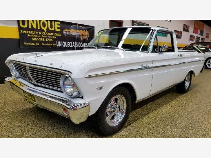 Classic Cars For Sale Mn >> 1965 Ford Falcon For Sale Near Mankato Minnesota 56001