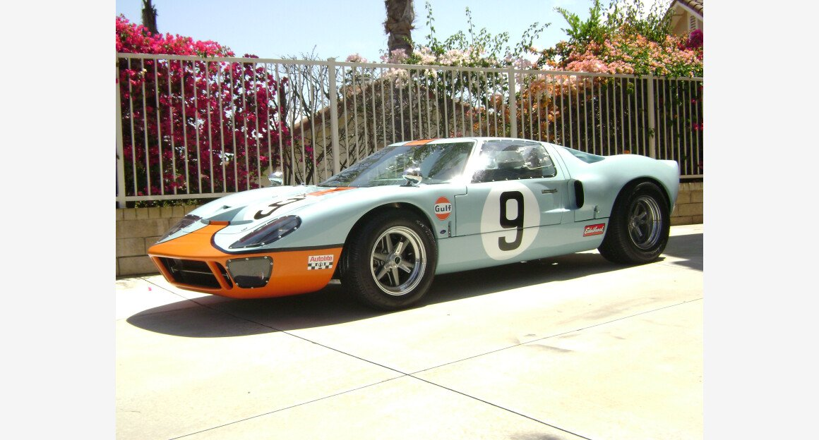 1965 Ford GT40-Replica for sale 100975422