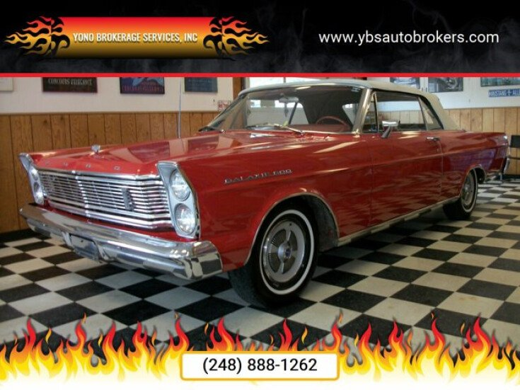1965 Ford Galaxie for sale 101536558
