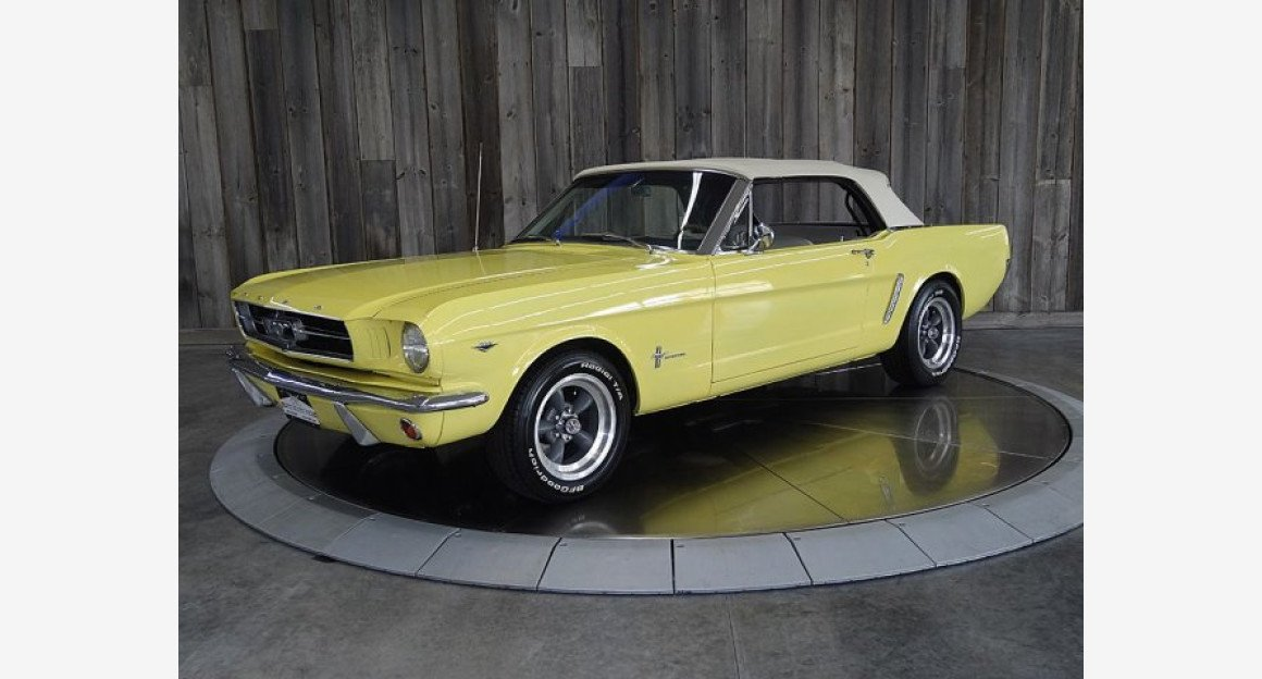 1965 Ford Mustang for sale 100859759