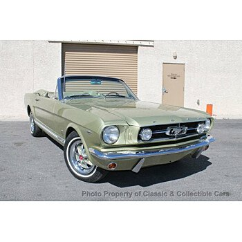 1965 Ford Mustang GT for sale 101122538
