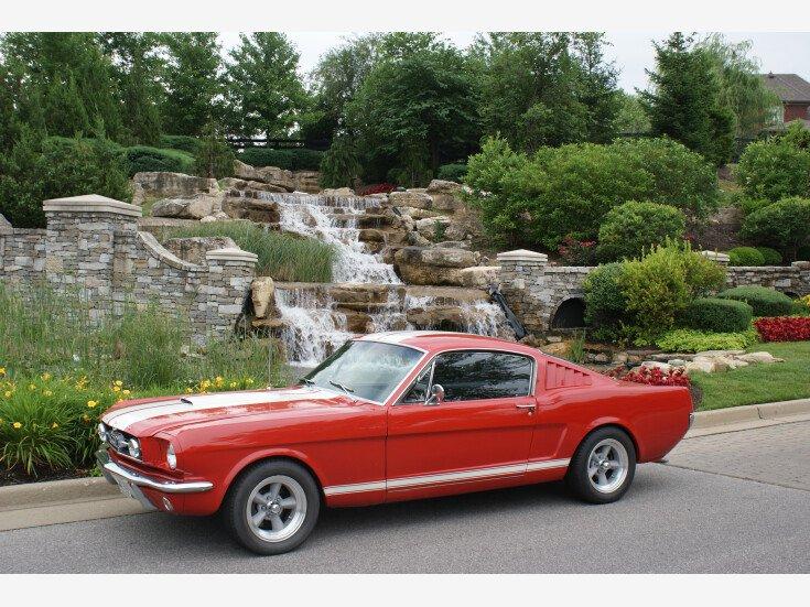 Ford Mustang Fastback >> 1965 Ford Mustang Fastback For Sale Near Louisville