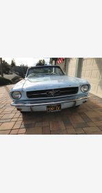 1965 Ford Mustang Convertible for sale 101060889