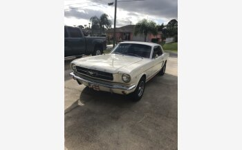 1965 Ford Mustang Coupe for sale 101066630