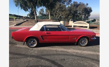 1965 Ford Mustang Convertible for sale 101067874