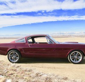1965 Ford Mustang Fastback for sale 101092502