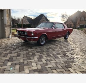 1965 Ford Mustang Coupe for sale 101095224