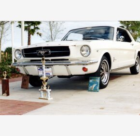 1965 Ford Mustang Coupe for sale 101110106