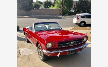 1965 Ford Mustang Convertible for sale 101126835