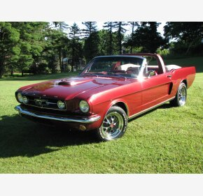 1965 Ford Mustang Convertible for sale 101170505