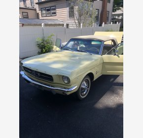 1965 Ford Mustang Convertible for sale 101189004