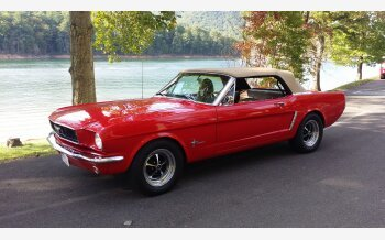 1965 Ford Mustang Convertible for sale 101190299