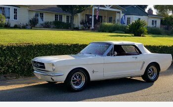 1965 Ford Mustang Convertible for sale 101200190