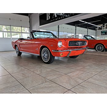 1965 Ford Mustang Convertible for sale 101209460