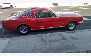 1965 Ford Mustang Fastback for sale 101221968