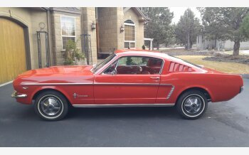 1965 Ford Mustang Fastback for sale 101225168