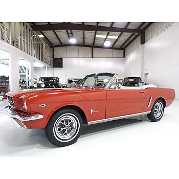 1965 Ford Mustang Convertible for sale 101250667