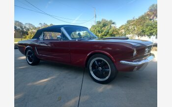 1965 Ford Mustang Convertible for sale 101261685