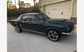 1965 Ford Mustang Coupe for sale 101269036