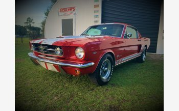 1965 Ford Mustang Fastback for sale 101269935