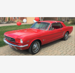1965 Ford Mustang Coupe for sale 101298774