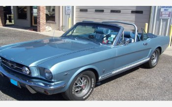 1965 Ford Mustang Convertible for sale 101334408